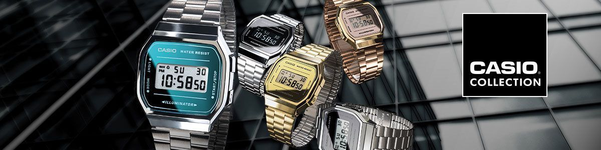8757027f75a7 Tienda online reloj casio collection
