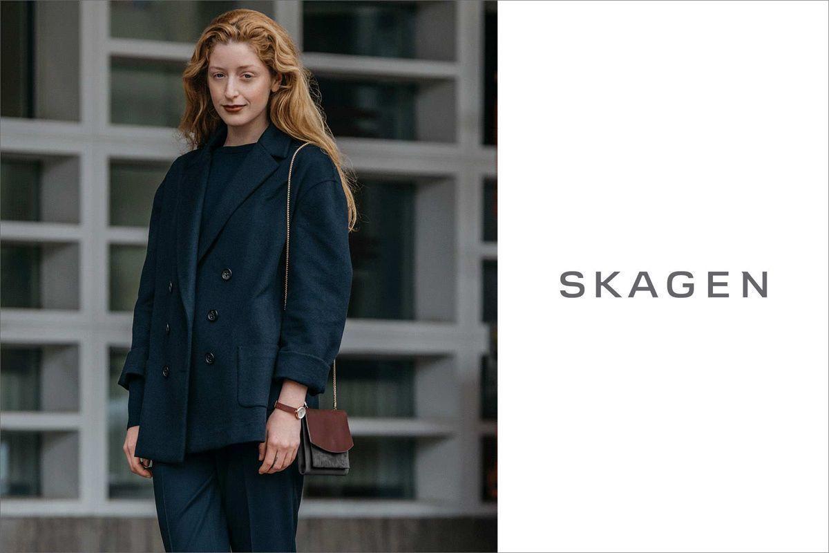 Relojes Skagen Extraplanos En Oferta