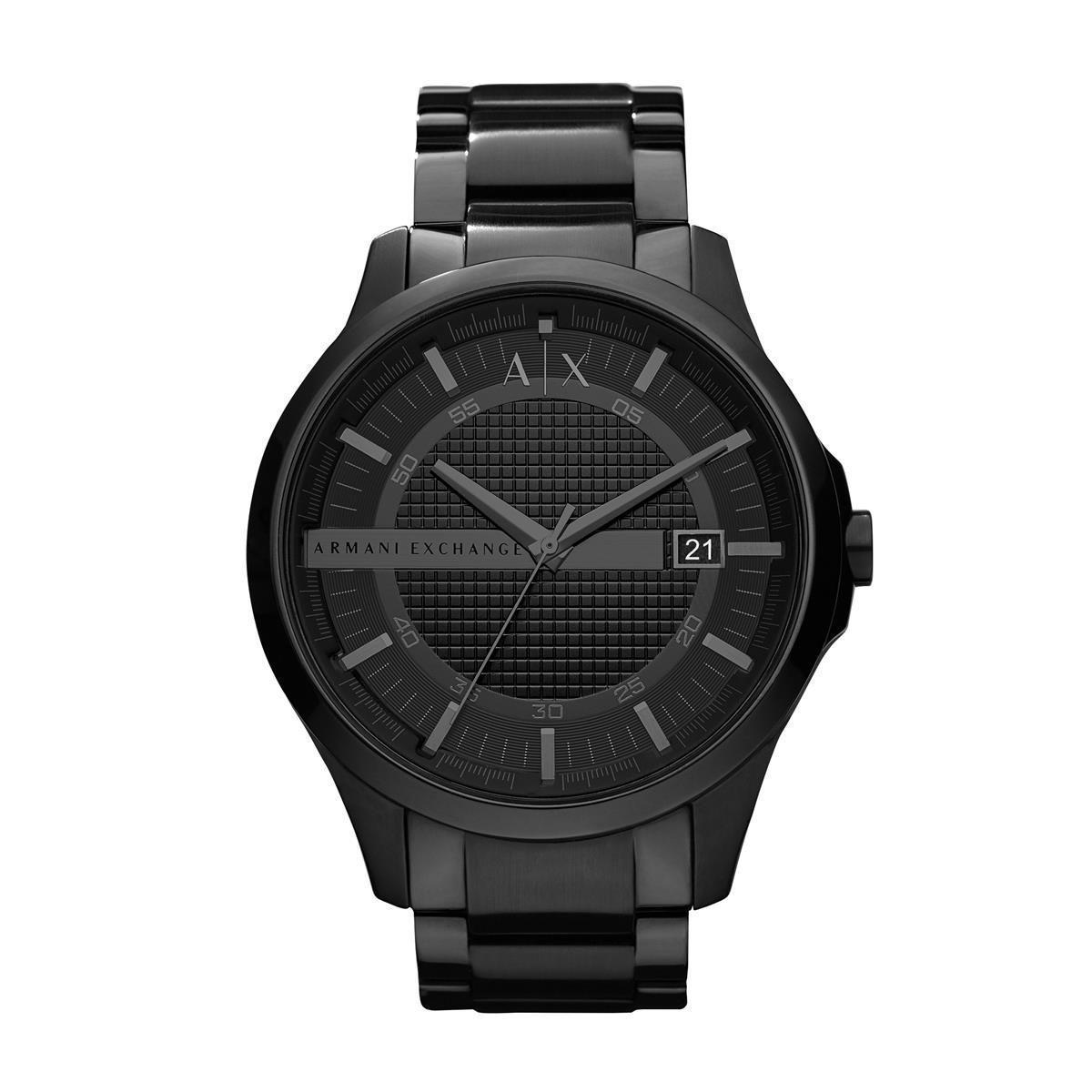 9c2bcec1d1d Reloj Armani Exchange AX2104 Hampton Hombre