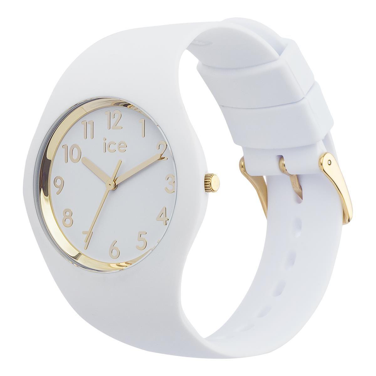 Reloj Ice Watch 015339 Glam Blanco Dorado