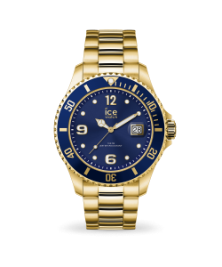 Ice Watch 016762 Ice Steel Gold Blue