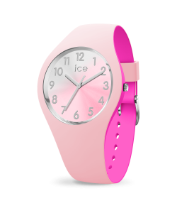 Reloj Ice Duo Chic Pink Silver 016979 S
