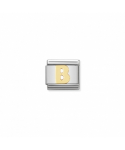 Composable Classic Link 030101 02 Letter B in 18K Gold