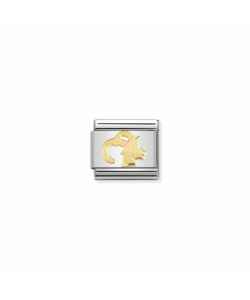 Composable Classic Link 030104 10 Capricorn in 18K Gold