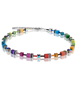Coeur De Lion Necklace 2838101520 Multicolour Rainbow