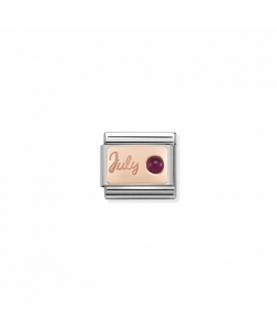 Link Composable Classic 430508 07 en Oro rosa Julio