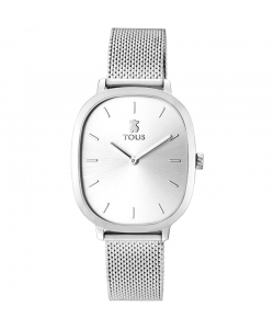 Tous Watch 900350390 Heritage Silver
