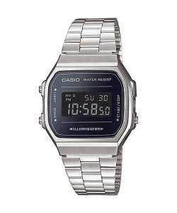 1a7f9cb7106f Reloj Casio A168WEM-1EF Retro Plateado