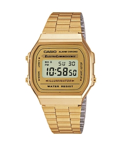 Reloj Casio Collection A168WG-9EF Retro Dorado