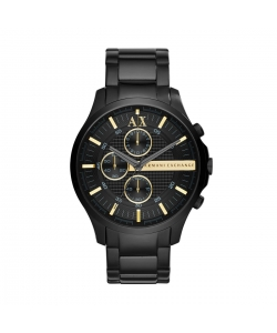 Reloj Armani Exchange AX2164 Hampton Negro