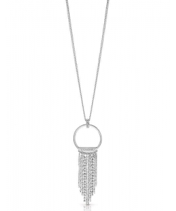 Guess Necklace UBN85056 Chain Waterfall