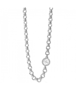 Guess Necklace UBN85073 Un4gettable Silver