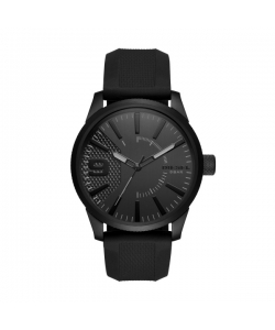 Diesel Watch DZ1807 Rasp Black Silicone