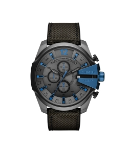 Diesel Watch DZ4500 Mega Chief Nailon