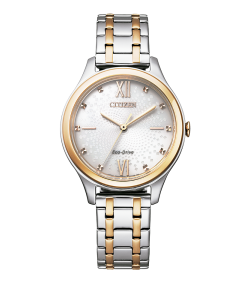 Citizen Watch EM0506-77A Eco Drive Two Tones