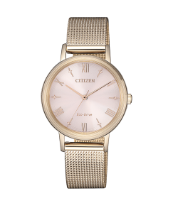 Citizen Watch EM0576-80X Milanesa Rosé