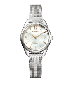 Citizen Watch EM0681-85Y Mesh Eco Drive