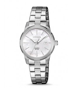 Citizen Watch EU6070-51D Silver Ladies