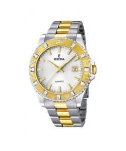 Festina Watch F16688/1 Two-Tones Outlet
