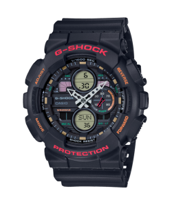 G-Shock Watch GA-140-1A4ER Essentials Black