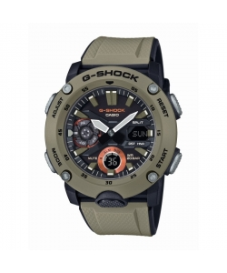 G-Shock Watch GA-2000-5AER Carbon Core Guard Beige