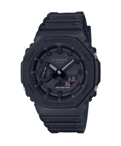G-Shock Watch GA-2100-1A1ER Essentials Black