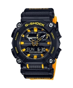 G-Shock Watch GA-900A-1A9ER New Age Yellow