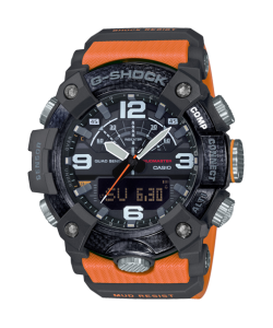 G-Shock Watch GG-B100-1A9ER Mudmaster Orange