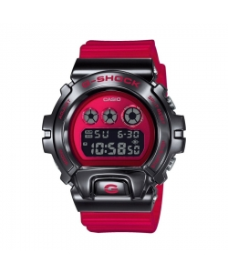 G-Shock Watch GM-6900B-4ER Premium Red