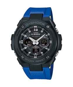 Casio G-Steel Watch GST-W300G-2A1ER Blue