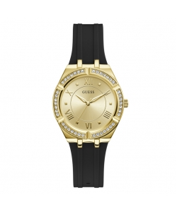 Guess Watch GW0034L1 Cosmo Black Gold
