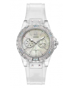 Guess Watch GW0041L1 Limelight White