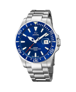 Jaguar Watch J860/C Executive Blue Dial
