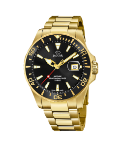 Jaguar Watch J877/3 Executive Golden Black