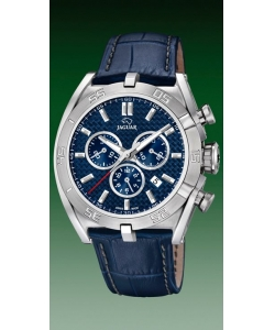 Jaguar Watch J857/2 Executive Blue Leather