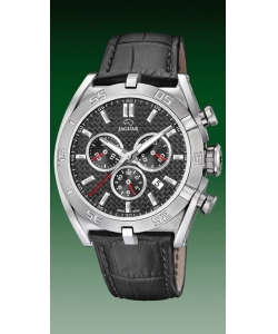 Jaguar Watch J857/3 Executive Leather Grey Dial