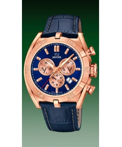 Jaguar Watch J859/2 Executive Blue Rosé
