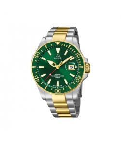 Jaguar Watch J863/B Acamar Green Dial