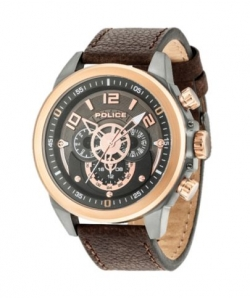 Police Watch R1451280008 Belmont Brown