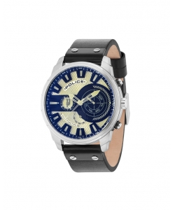 Police Watch R1451285001 Leicester Black
