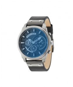 Police Watch R1451285003 Leicester Blue Dial