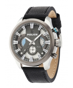 Police Watch R1471668003 Cyclone Black
