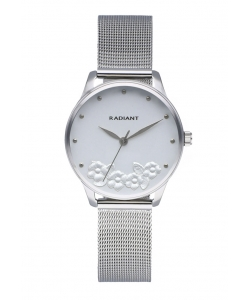 Radiant Watch RA548601 Metal&Roses Silver