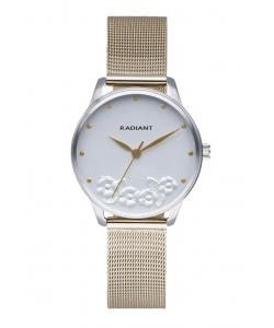 Radiant Watch RA548602 Metal&Roses Golden