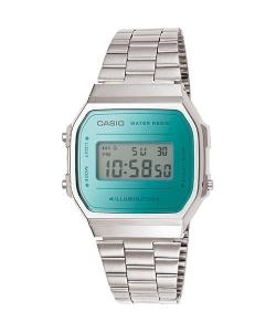 3d8a41c9720a Reloj Casio A168WEM-2EF Retro Plateado