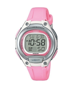 Reloj Casio LW-203-4AVEF Rosa Digital