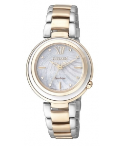 Reloj Citizen EM0335-51D Eco Drive Lady Mujer