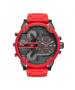 Diesel Watch DZ7370 Mr Daddy 2.0 Red