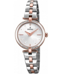 Festina Watch F20308/2 Mademoiselle Two-Tones