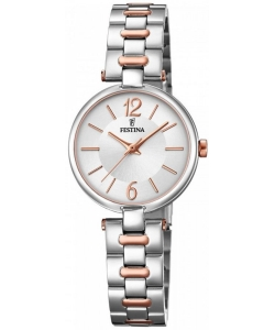 Festina Watch F20312/2 Mademoiselle Two-Tones